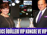 VIP KONGRE VE VIP EVENT ÖDÜLLERİ ALDI