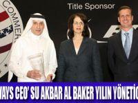 QATAR AIRWAYS CEO' SU  YILIN YÖNETİCİSİ SEÇİLDİ