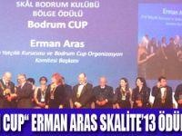 """""""BODRUM CUP"""" SKALİTE 13 ÖDÜLÜNÜ ALDI"""