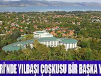 NG OTELLERİ'NDE YENİ YIL ÇOŞKUSU