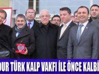 PRONTOTOUR KALBE DESTEK OLDU