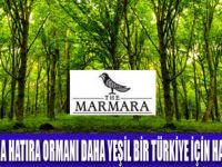 THE MARMARA'DAN D0ĞAYA SAYGI