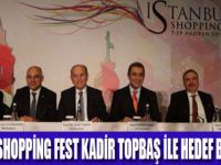 İSTANBUL TURİZMİNE SHOPPİNG FEST DOPİNGİ