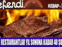 GÜNAY'A, KEBAP ZİNCİRİ KARDEŞ GELDİ!