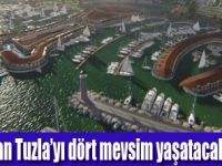 Tuzla'ya 25 milyon turist çekecek marina projesi