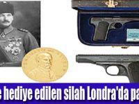 Atatürk'ün silahı paslanıyor