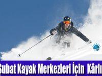 Sevgililer Kayak Merkezlerine Akın Edecek