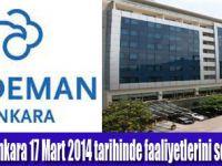 Dedeman Ankara Faaliyetlerini Sonlandırıyor