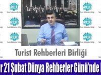 Dünya Rehberler Günü Ankara'da Kutlanacak