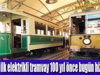 """""""Kentin"""" mimarı tramvaylar"""