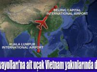 Malezya Havayolları'na ait yolcu uçağı denize düştü