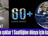 29 Mart'ta Işıklar 1 Saatliğine Kapanıyor