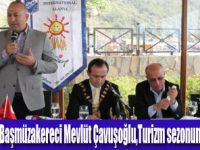 Skal'ın Konuğu AB Bakanı Çavuşoğlu