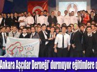 Anpader Ankara eğitimlere devam ediyor