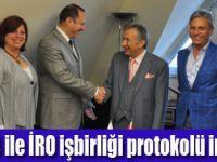 TÜRSAB ve İRO'dan İşbirliği