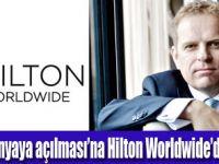 AB vize reformuna Hilton Worldwide'dan destek
