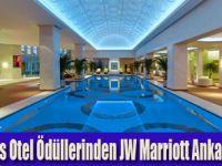 JW Marriott Ankara'ya Ödül