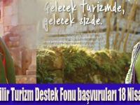 Sürdürülebilir Turizm Destek Fonu başvuruları uzatıldı