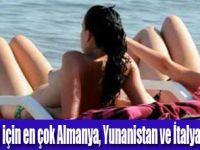 Türkler yaz tatilini Avrupa'da geçiriyor!