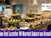 JW Marriott Ankara'da Annelere  brunch keyfi