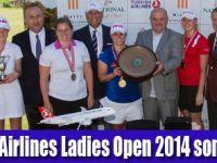 Turkish Airlines Ladies Open sonuçlandı