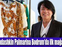 Palmarina Bodrum'da dünya markaları