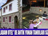 Alaçatı'da yeni bir  konsept otel Aladam