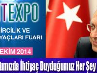 İZFAŞ, KENT EXPO'YA HAZIRLANIYOR