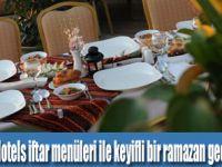 ELITE WORLD HOTELS'DE İFTAR KEYFİ