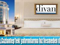 Divan Suites Gaziantep  hizmete girdi