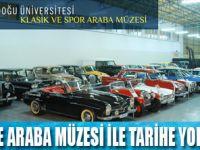 YDÜ Klasik ve Spor Araba Müzesi