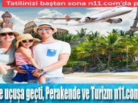 Uçak bileti, Oteller ve Turlar n11.com'da