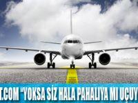 Etstur güvencesiyle, En uygun uçak biletleri