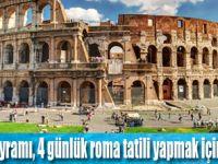 Kurban Bayramı tatilini Roma'da geçirin!