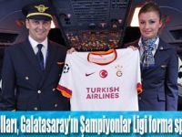 THY,Galatasaray'ın forma sponsoru oldu