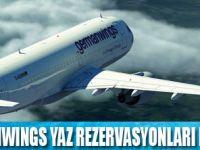 Germanwings yaz uçuş rezervasyonlarını başlattı