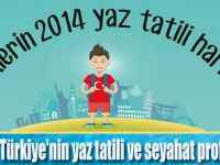 Tatil.com Türkiye'nin yaz tatili haritasını çıkardı