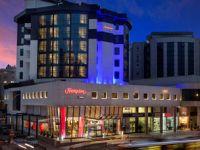 Gaziantep'te ilk Hamptonby Hilton oteli açıldı