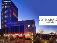 JW Marriott Ankara  Türkiye'nin En Lüksü