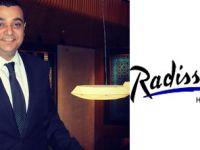 Fercan Başkan, Radisson Blu Hotel Kayseri'de