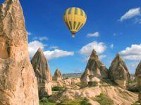 Kapadokya Turizminde, Eksen Kayması