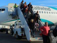 Taılwınd Havayolları'ndan Kıbrıs Seferi