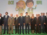 EXPO 2016 Antalya'nın Resmi Maskotları Tanıtıldı
