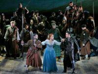 ''Gölün Kadını'' Operası, Akmerkez Sinemaları'nda