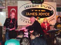 Aziz Patrick  Gecesi James Joyce Irish Pub'da Kutlandı