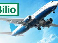 En Ucuz Uçak Bileti Artık Bilio.Com'da!