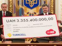 Cumhurbaşkanı Erdoğan'ın Katılımıyla Ukrayna'ya 3G çeki