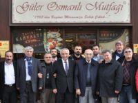 Lezzet Ustaları Güler Osmanlı  Mutfağı'nda