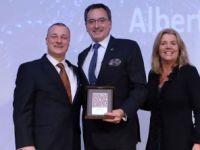 JW Marriott Ankara'ya 3 Ödül Birden