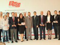 Bilişim Muhabirleri Medya Ödülleri Verildi